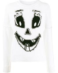 Moschino - Pumpkin Face セーター - Lyst