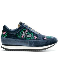 Charlotte Olympia - Work It! Amour Trainers - Lyst
