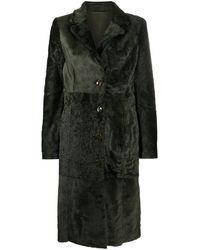DROMe シングルコート - グリーン