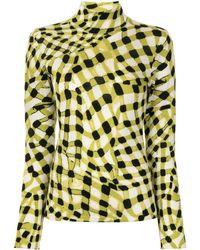 Diane von Furstenberg Brandy セーター - マルチカラー