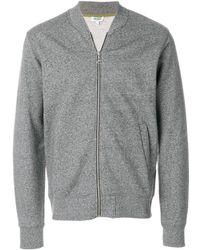 KENZO Куртка-бомбер 'tiger' - Серый