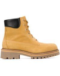 Moschino Ботинки Trekking - Желтый