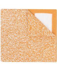A_COLD_WALL* グラデーション スカーフ - オレンジ