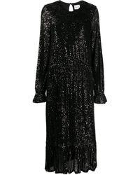 Blumarine - スパンコール ドレス - Lyst