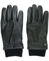 Canada Goose - Ribbed Cuff Gloves - Lyst