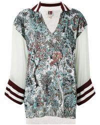 I'm Isola Marras - Floral Print Tunic - Lyst