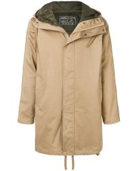 Sempach - Classic Hooded Parka - Lyst