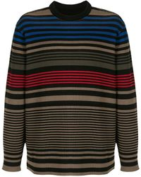 Osklen Double Mixed セーター - マルチカラー