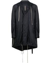 Rick Owens DRKSHDW Coats Black