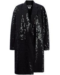 Junya Watanabe スパンコール ジャケット - ブラック