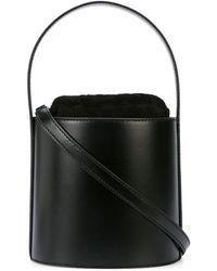 STAUD Bisset ショルダーバッグ - ブラック