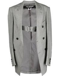 Junya Watanabe オーバーサイズ ジャケット - グレー
