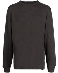 Filson Waffle-knit Thermal Sweater - Gray