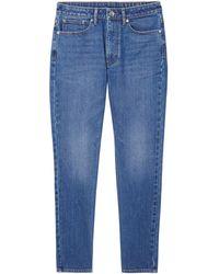 Burberry Straight Jeans - Blauw