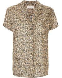 Matteau Floral Buttoned Shirt - Multicolour