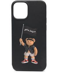 Palm Angels Чехол Pirate Bear Для Iphone 12 Mini - Черный