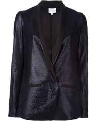 Lala Berlin - One-Button Blazer - Lyst