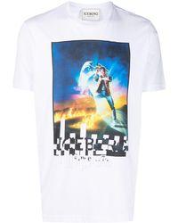 Iceberg グラフィック Tシャツ - ホワイト