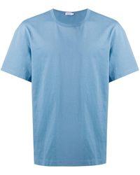 Filippa K Lukas クルーネック Tシャツ - ブルー