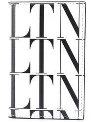 Valentino - Vltn 財布 - Lyst