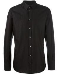 Dolce & Gabbana - Diamond Patterned Shirt - Lyst