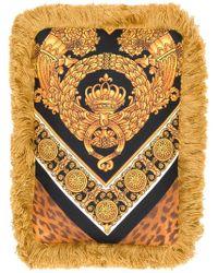 Versace - Iconic Print Phone Case - Lyst