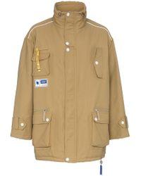 ADER error - Utility Pocket Oversized Jacket - Lyst