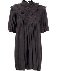 Étoile Isabel Marant Inalio ドレス - ブラック