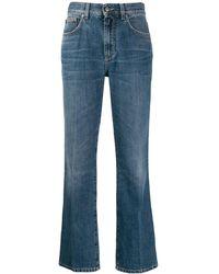 Givenchy Kick Flare Jeans - Blue