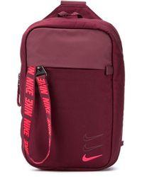 Nike Rugzak Met Bandje - Rood