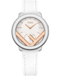Fendi Часы 'run Away' 28мм - Белый