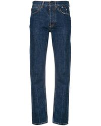 Ports 1961 - Classic Straight-leg Jeans - Lyst