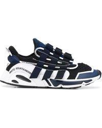 White Mountaineering X Adidas Originals スニーカー - ブルー