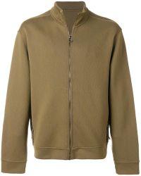 Qasimi - Zip-up Sweatshirt - Lyst