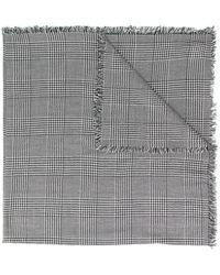 Faliero Sarti - ハウンドトゥース スカーフ - Lyst
