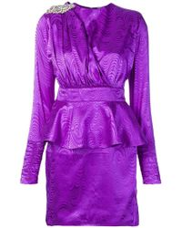 Dodo Bar Or - Patterned Party Dress - Lyst