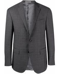 Corneliani Zweiteiliger Anzug - Grau