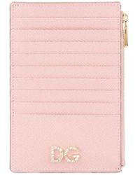 Dolce & Gabbana - ファスナー財布 - Lyst