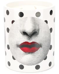 Fornasetti Profumi X Commes Des Garçons Comme Des Forna Otto Scented Candle (300g) - White