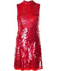 Rachel Gilbert - Vestito corto con decorazione Max - Lyst