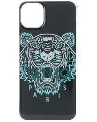 KENZO Чехол Tiger Для Iphone 11 Pro Max - Черный