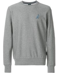 PS by Paul Smith - Embroidered 'dino' Sweatshirt - Lyst