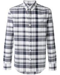 Moncler Gamme Bleu - Button Down Shirt - Lyst