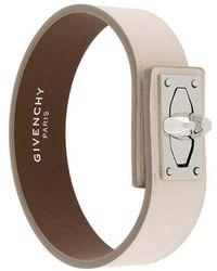 Givenchy - Shark Lock Bracelet - Lyst