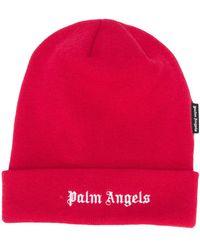 Palm Angels - ロゴ ビーニー - Lyst