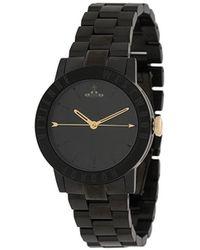 Vivienne Westwood Наручные Часы Warwick 35 - Черный