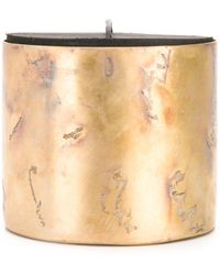Parts Of 4 Patchouli Candle - Metallic