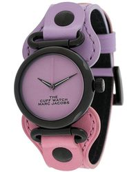 Marc Jacobs - Colour Block Watch - Lyst