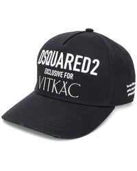 DSquared² Exclusive For Vitkac Cap - Черный