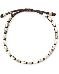 M. Cohen - Faceted Bead Bracelet - Lyst